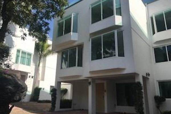 Foto de casa en venta en  , pedregal de san francisco, coyoacán, distrito federal, 5678019 No. 01