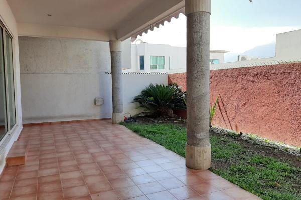 Foto de casa en renta en pedregal del acueducto , pedregal la silla 5 sector, monterrey, nuevo león, 10806475 No. 23