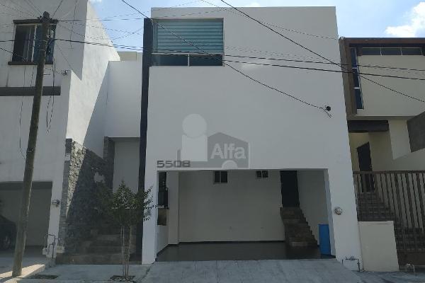 Foto de casa en venta en pedregal del acueducto , pedregal la silla 6 sector, monterrey, nuevo león, 9129269 No. 01