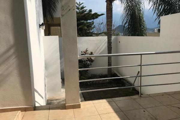 Foto de casa en renta en  , pedregal la silla 2 sector, monterrey, nuevo león, 5283566 No. 07