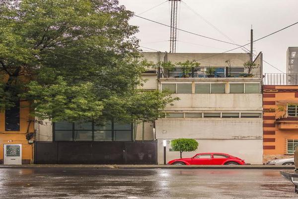 Foto de edificio en venta en pedro antonio de los santos , san miguel chapultepec ii sección, miguel hidalgo, df / cdmx, 10729302 No. 01