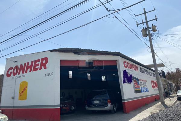 Foto de bodega en venta en pedro noriega , terminal, monterrey, nuevo león, 20182704 No. 01