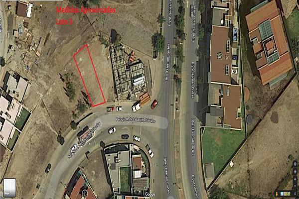 Foto de terreno habitacional en venta en pelagio antonio de la bastida y dávalos 3, lomas verdes 6a sección, naucalpan de juárez, méxico, 0 No. 02
