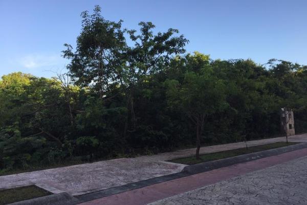 Foto de terreno habitacional en venta en pelícanos , lagos del sol, benito juárez, quintana roo, 4329917 No. 03