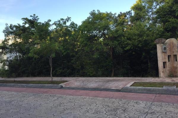 Foto de terreno habitacional en venta en pelícanos , lagos del sol, benito juárez, quintana roo, 4329917 No. 06