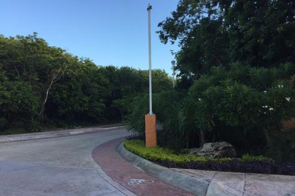 Foto de terreno habitacional en venta en pelícanos , lagos del sol, benito juárez, quintana roo, 4329917 No. 09