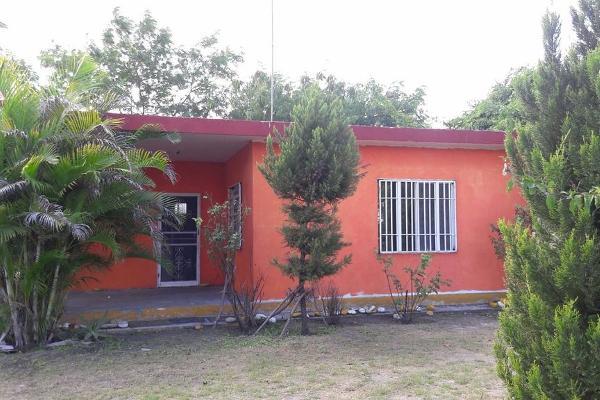 Foto de rancho en venta en  , pemex refinería, cadereyta jiménez, nuevo león, 2643063 No. 01