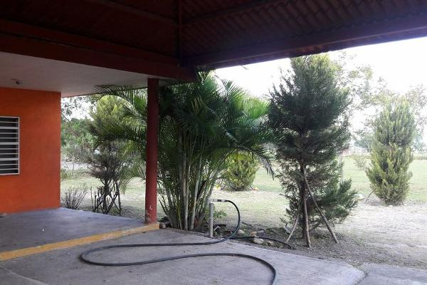 Foto de rancho en venta en  , pemex refinería, cadereyta jiménez, nuevo león, 2643063 No. 03