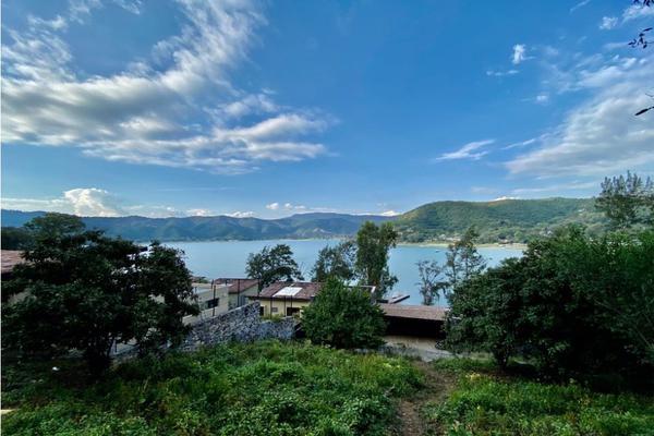 Foto de terreno habitacional en venta en  , peña blanca, valle de bravo, méxico, 17009402 No. 01