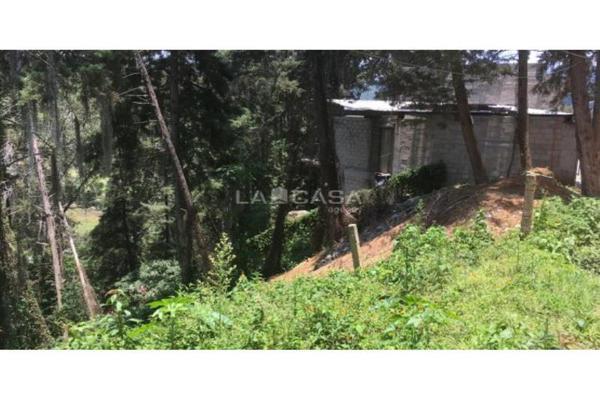 Foto de terreno habitacional en venta en  , peña blanca, valle de bravo, méxico, 8979902 No. 05
