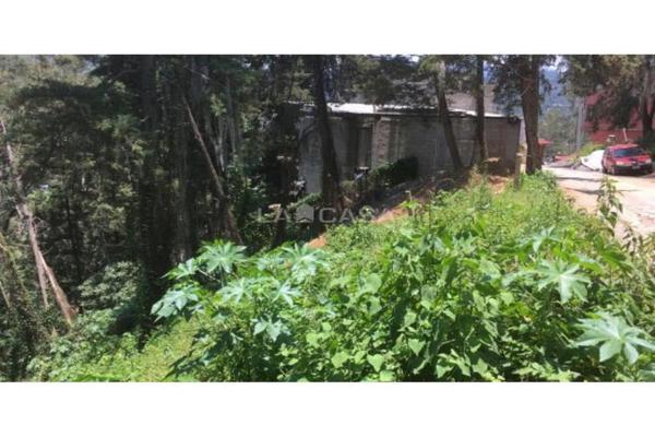 Foto de terreno habitacional en venta en  , peña blanca, valle de bravo, méxico, 8979902 No. 06