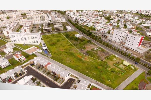 Foto de terreno habitacional en venta en peña de bernal 9, residencial el refugio, querétaro, querétaro, 6199993 No. 01
