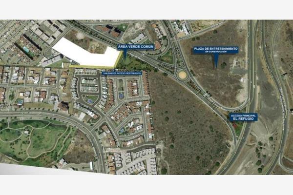 Foto de terreno habitacional en venta en peña de bernal 9, residencial el refugio, querétaro, querétaro, 6199993 No. 04