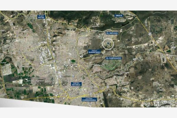 Foto de terreno habitacional en venta en peña de bernal 9, residencial el refugio, querétaro, querétaro, 6199993 No. 06