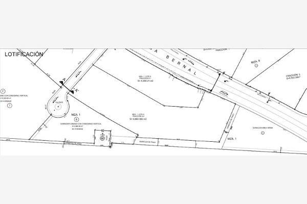 Foto de terreno habitacional en venta en peña de bernal 9, residencial el refugio, querétaro, querétaro, 6199993 No. 07