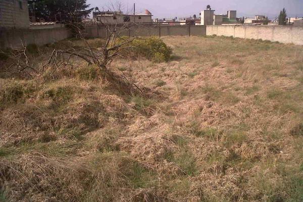 Foto de terreno habitacional en venta en pensador mexicano 15, san lorenzo tepaltitlán centro, toluca, méxico, 0 No. 01