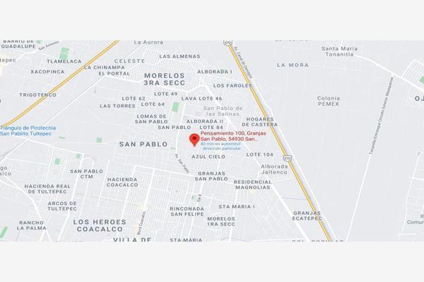 Foto de casa en venta en pensamiento 100, san pablo de las salinas, tultitlán, méxico, 18869144 No. 05