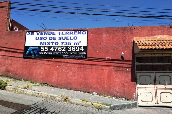 Foto de terreno comercial en renta en pensamientos 2, santa maría de guadalupe la quebrada, cuautitlán izcalli, méxico, 0 No. 14