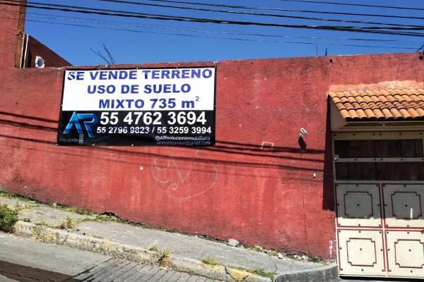 Foto de terreno habitacional en venta en pensamientos 2, santa maría de guadalupe la quebrada, cuautitlán izcalli, méxico, 12275426 No. 15