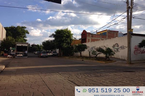 Foto de terreno habitacional en venta en pensamientos , reforma, oaxaca de juárez, oaxaca, 8899760 No. 01