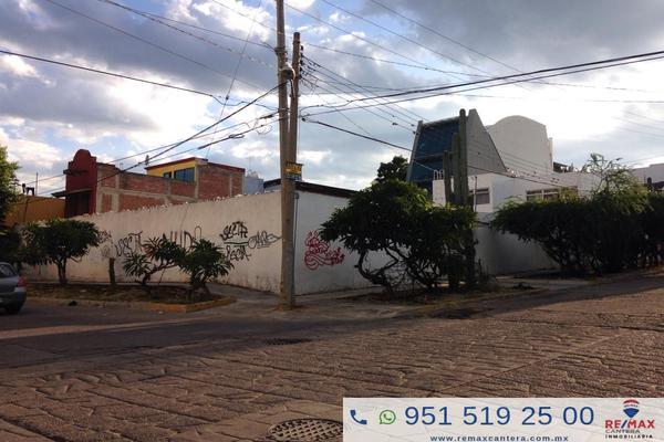 Foto de terreno habitacional en venta en pensamientos , reforma, oaxaca de juárez, oaxaca, 8899760 No. 02