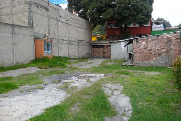 Foto de terreno habitacional en venta en  , pensil sur, miguel hidalgo, distrito federal, 2678570 No. 01