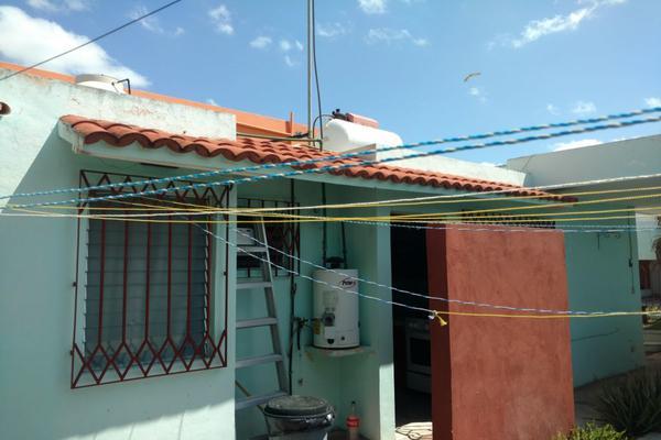 Foto de casa en venta en  , pensiones, mérida, yucatán, 8169288 No. 16