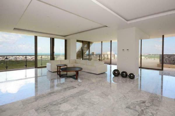 Foto de departamento en venta en penthouse en venta puerto cancun , juárez, benito juárez, quintana roo, 0 No. 02