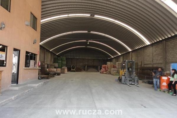 Foto de nave industrial en venta en  , peñuelas, querétaro, querétaro, 14033992 No. 01