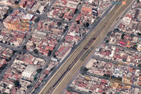 Foto de terreno habitacional en venta en  , peralvillo, cuauhtémoc, df / cdmx, 0 No. 02
