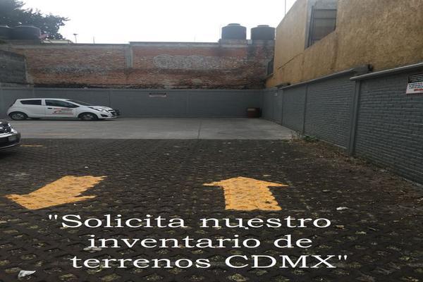 Foto de terreno habitacional en venta en peralvillo , peralvillo, cuauhtémoc, df / cdmx, 0 No. 04