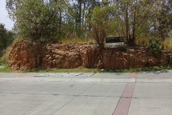 Foto de terreno habitacional en venta en pérgolas lt. 7, manzana 10 , bosque real, huixquilucan, méxico, 6190067 No. 02