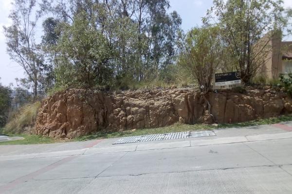 Foto de terreno habitacional en venta en pérgolas lt. 7, manzana 10 , bosque real, huixquilucan, méxico, 6190067 No. 03