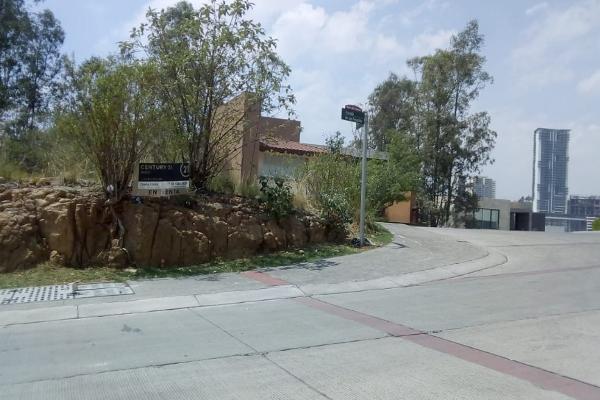 Foto de terreno habitacional en venta en pérgolas lt. 7, manzana 10 , bosque real, huixquilucan, méxico, 6190067 No. 04