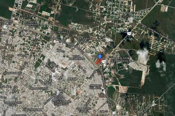 Foto de terreno comercial en venta en periférico cholul , san pedro cholul, mérida, yucatán, 3162940 No. 03