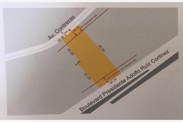 Foto de terreno comercial en venta en periferico sur 3400, san jerónimo lídice, la magdalena contreras, df / cdmx, 7265196 No. 02