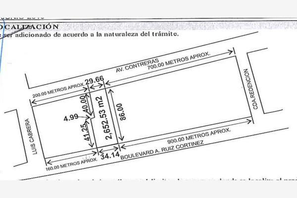 Foto de terreno comercial en venta en periferico sur 3400, san jerónimo lídice, la magdalena contreras, df / cdmx, 7265196 No. 04