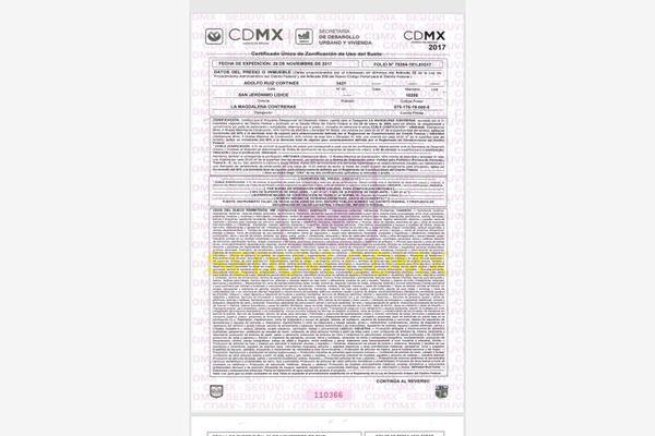Foto de terreno comercial en venta en periferico sur 3400, san jerónimo lídice, la magdalena contreras, df / cdmx, 7265196 No. 05