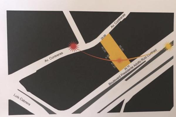 Foto de terreno comercial en venta en periferico sur 3400, san jerónimo lídice, la magdalena contreras, df / cdmx, 7265196 No. 03
