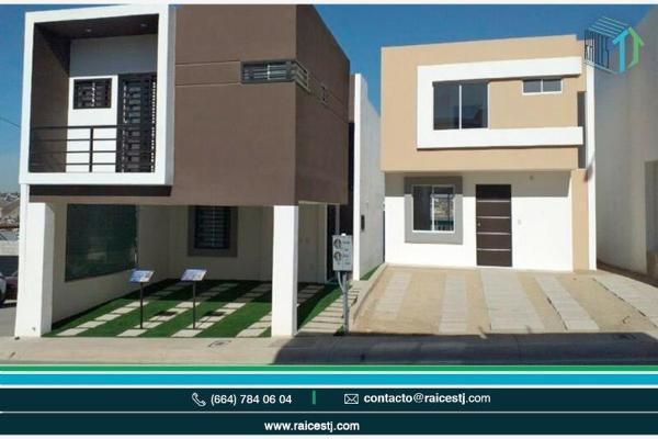 Foto de casa en venta en periferico sur y boulevard cuahutemoc 651, residencial la esmeralda, tijuana, baja california, 8868966 No. 01
