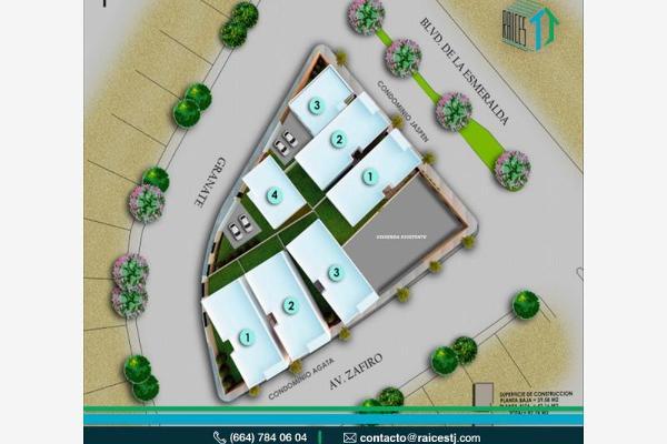 Foto de casa en venta en periferico sur y boulevard cuahutemoc 651, residencial la esmeralda, tijuana, baja california, 8868966 No. 02