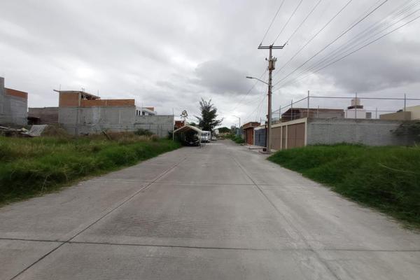 Foto de terreno habitacional en venta en periodismo , jardines de torremolinos, morelia, michoacán de ocampo, 21270576 No. 01