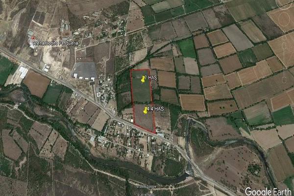 Foto de terreno habitacional en venta en  , pesquería, pesquería, nuevo león, 11811396 No. 01