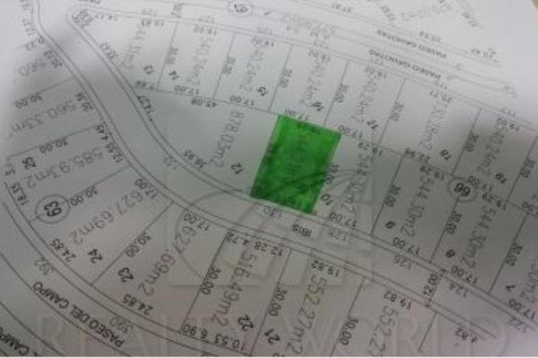 Foto de terreno habitacional en venta en  , pesquería, pesquería, nuevo león, 5900619 No. 03