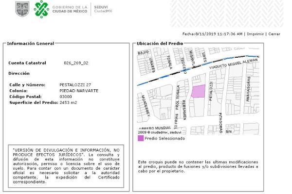 Foto de departamento en venta en pestalozzi 27, piedad narvarte, benito juárez, df / cdmx, 9918293 No. 19