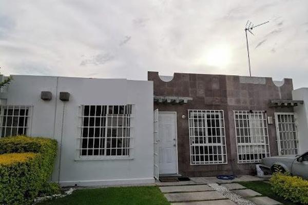 Foto de casa en venta en petirojo , paseos del bosque, corregidora, querétaro, 14023708 No. 01