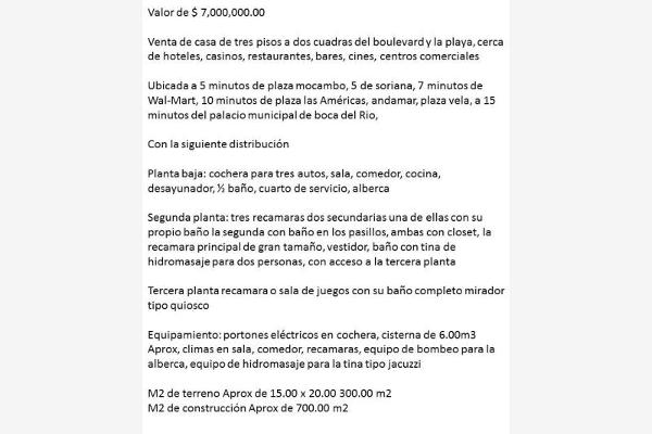 Casa En Pez Sierra 469 Costa De Oro En Venta Id 3990648