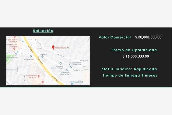 Foto de casa en venta en picacho 310, jardines del pedregal, álvaro obregón, distrito federal, 0 No. 02