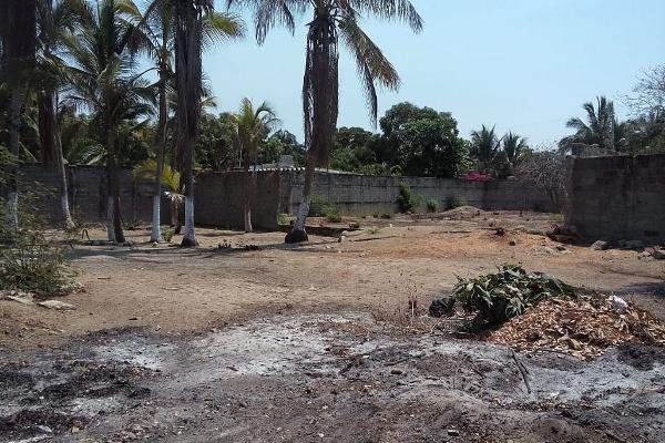 Foto de terreno habitacional en venta en pie de la cuesta , pie de la cuesta, acapulco de juárez, guerrero, 5693267 No. 06
