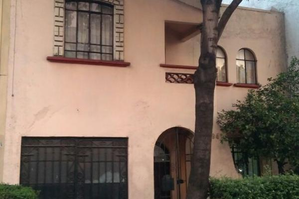 Foto de terreno habitacional en venta en  , piedad narvarte, benito juárez, df / cdmx, 6130035 No. 01